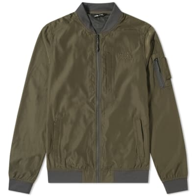 34b8a11f13 The North Face Meaford Bomber Jacket ...