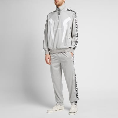 Kappa Kontroll Half Zip Taped Track Top