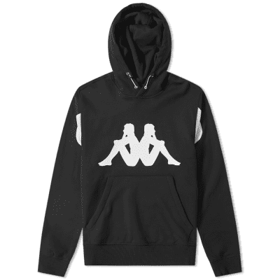 Kappa Kontroll Logo Hoody