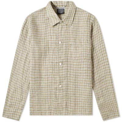 b527bcdb917e57 Our Legacy Short Sleeve Box Shirt ...