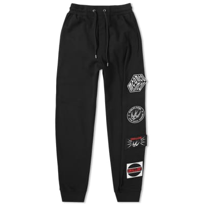 McQ by Alexander McQueen Dart Patch Sweat Pant