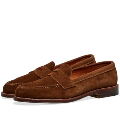 Alden Unlined Penny Loafer