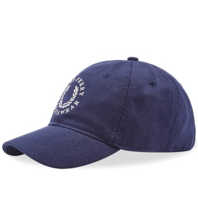 c8434a89aff Fred Perry Branded Cap ...