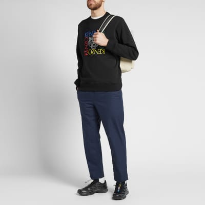 Kenzo Tiger Face Crew Sweat - END. Exclusive