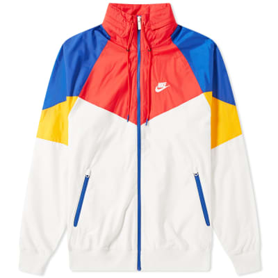 ae2e7b65bc47 Nike Heritage Windrunner Jacket ...