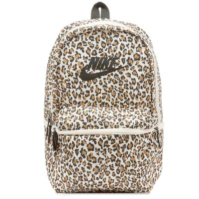 3f62b569933 Nike Heritage Leopard Backpack ...
