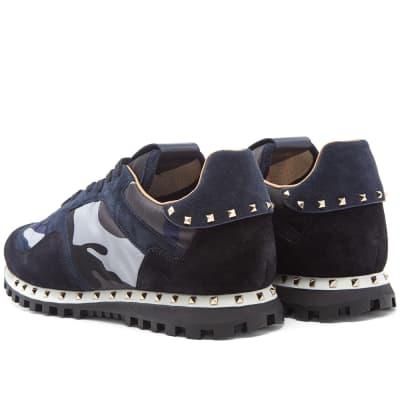 99f55b80ed1db Valentino Studded Sneaker Valentino Studded Sneaker