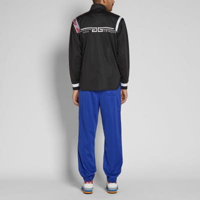 Givenchy Logo Tape Track Top