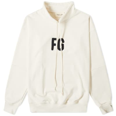 Fear Of God Mock Neck FG Pullover