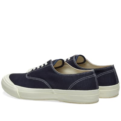 The Real McCoy's U.S.N. Canvas Deck Shoe