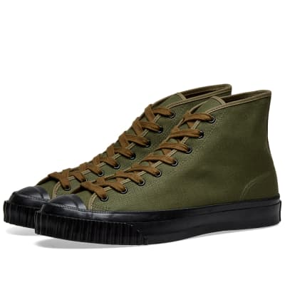 The Real McCoy's Military Canvas Training Shoe
