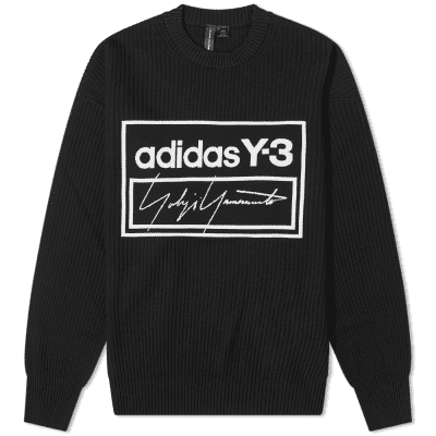 Y-3 Tech Knit Sweat
