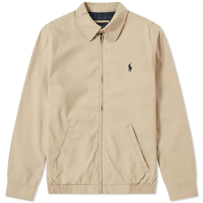 Polo Ralph Lauren Windbreaker Harrington Jacket