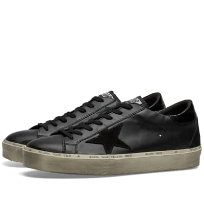 Golden Goose Hi Star Lo Leather Sneaker