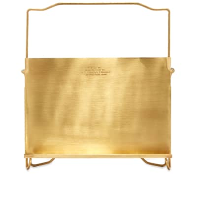 Puebco Brass Tablet Stand