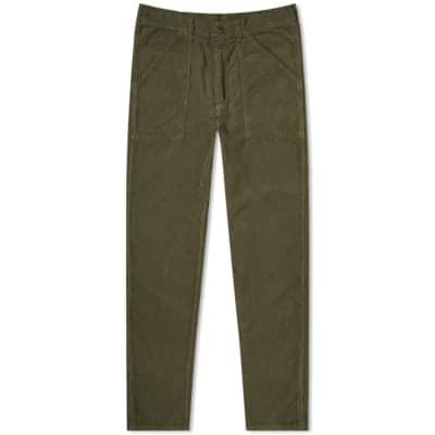 Stan Ray Taper Fatigue Cord Trouser