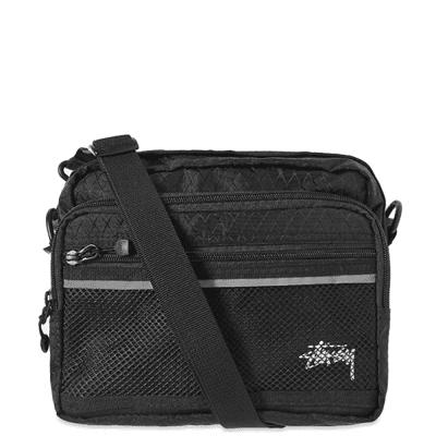 ad5447236643 Stussy Diamond Ripstop Shoulder Bag ...
