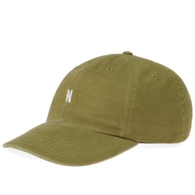 46337c7805e Norse Projects Light Twill Sports Cap ...