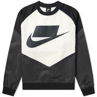 e3e79fef1 Nike Block Futura Crew Sweat ...