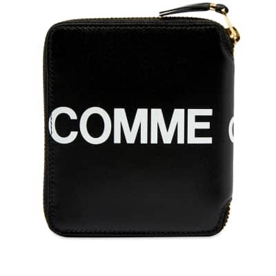 1268fed859e746 Comme des Garcons SA2100HL Huge Logo Wallet ...