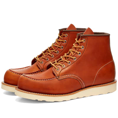 Red Wing | END.