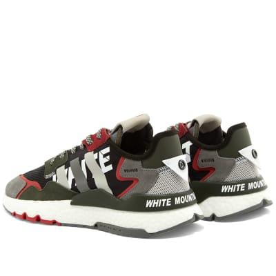 Adidas x White Mountaineering Nite Jogger
