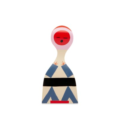 Vitra Alexander Girard 1952 Wooden Doll No. 18