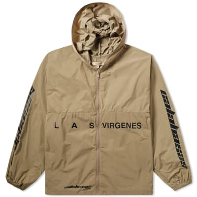 Yeezy Season 5 Calabasas Hooded Windbreaker