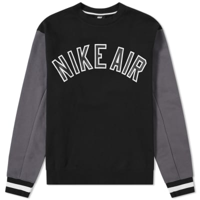6e7daaf632 Nike Air Varsity Crew Sweat ...