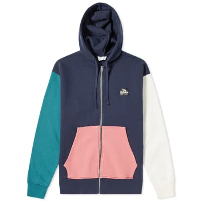 Wood Wood Edmund Zip Through Hoody ... 8c55b4675