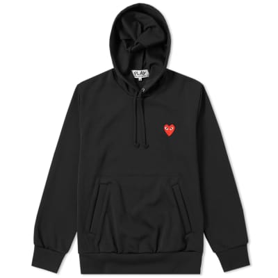 Comme des Garcons Play Pullover Hoody