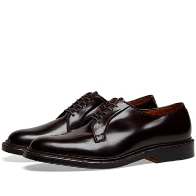 Alden Plain Toe Blucher
