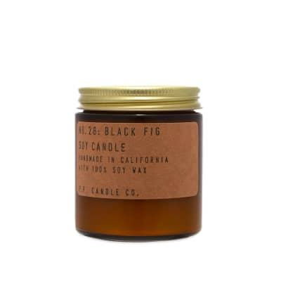 P.F. Candle Co No.28 Black Fig Mini Soy Candle