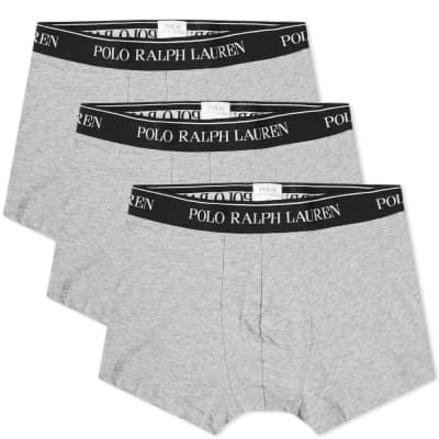 Polo Ralph Lauren Cotton Trunk - 3 Pack