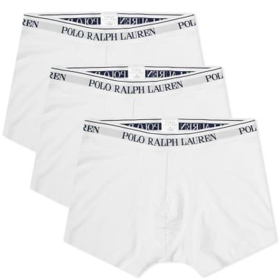 Polo Ralph Lauren Cotton Trunk - 3 Pack