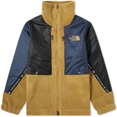 The North Face Black Series High Neck Fleece Jacket