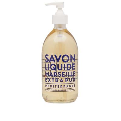 Compagnie de Provence Liquid Marseille Mediterranean Sea Soap