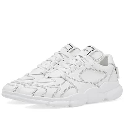 pretty nice 5b188 0d56a Wooyoungmi Panelled Running Sneaker ...
