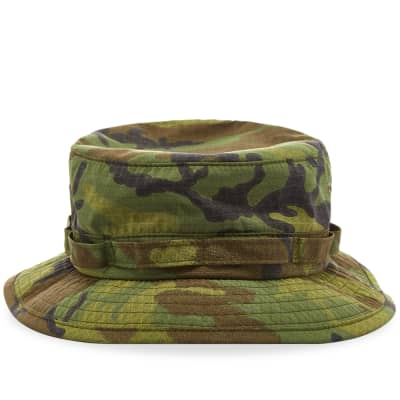 239327ff3ea Beams Plus Poplin Jungle Hat ...