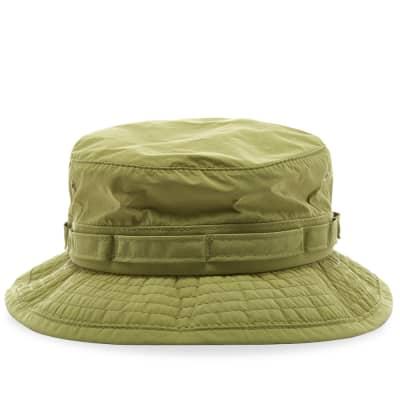 48ead7ce2c9 Beams Plus Poplin Jungle Hat ...