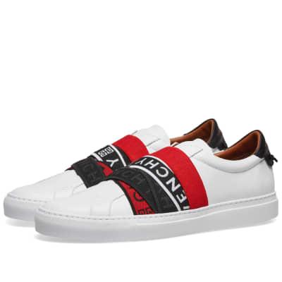 48c9dc9e7399a Givenchy Urban Street Low Webbing Sneaker ...