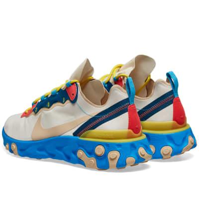 best sneakers 8043e 83f51 Nike React Element 55 W Nike React Element 55 W