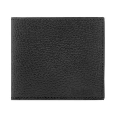 Barbour Grain Leather Billfold Wallet