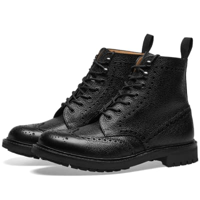 Church's McFarlen 2 Commando Sole Brogue Boot