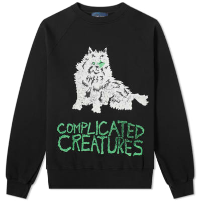 Lost Daze Complicated Creatures Crew