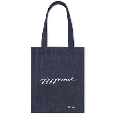 A.P.C. x JJJJound Tote Bag