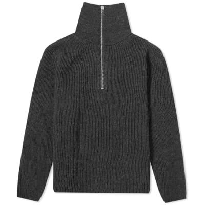 NN07 Holget Half Zip Knit