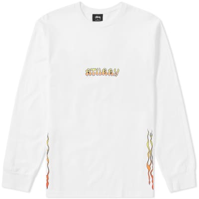 Stussy end for High end white t shirts