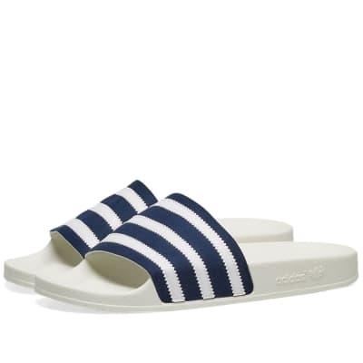 93a213bb55d6 Adidas Adilette Navy