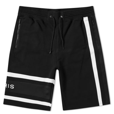 Givenchy Band Logo Sweat Shorts